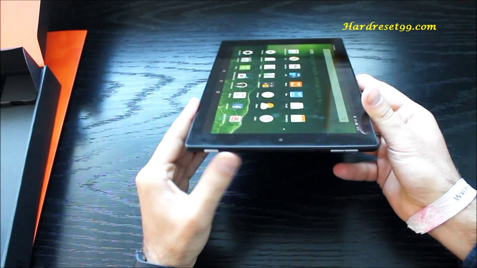 AMAZON Fire HD 10 Hard reset - How To Factory Reset