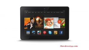 AMAZON Kindle Fire Hard reset - How To Factory Reset