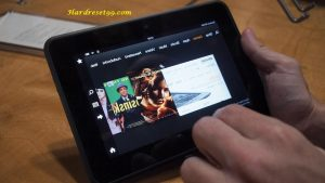 AMAZON Kindle Fire HD Hard reset - How To Factory Reset