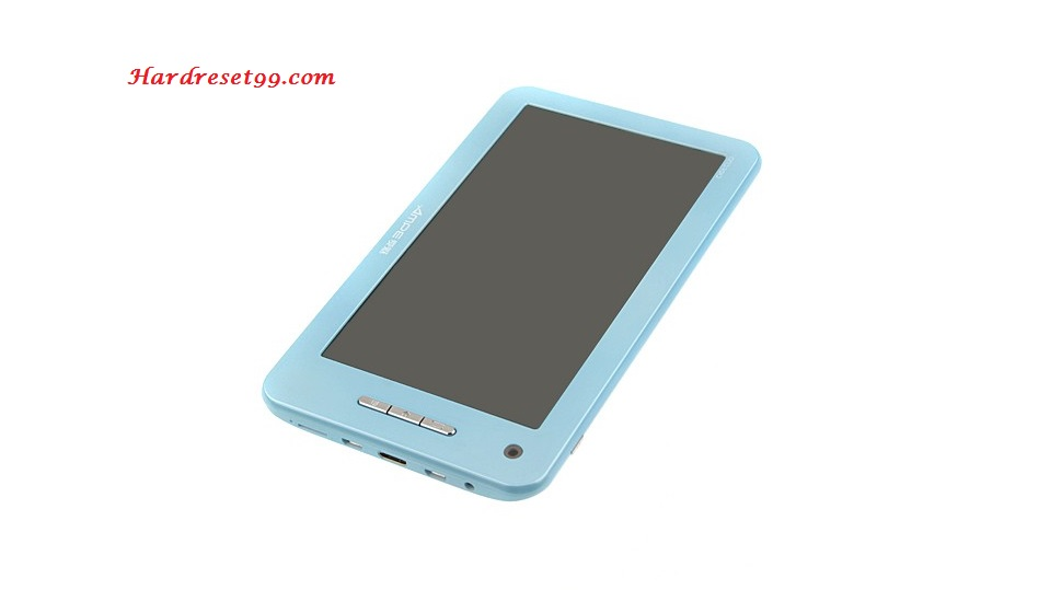 AMPE A70 Hard reset - How To Factory Reset