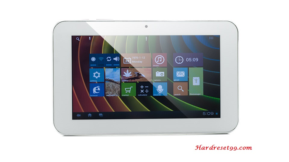 AMPE A73 Fashion Hard reset - How To Factory Reset