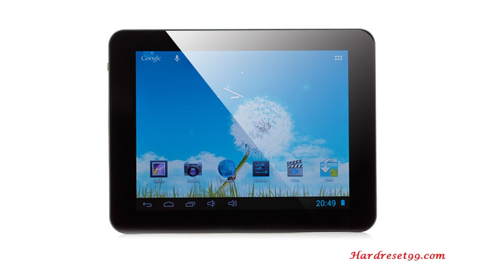 AMPE A73 Hard reset - How To Factory Reset