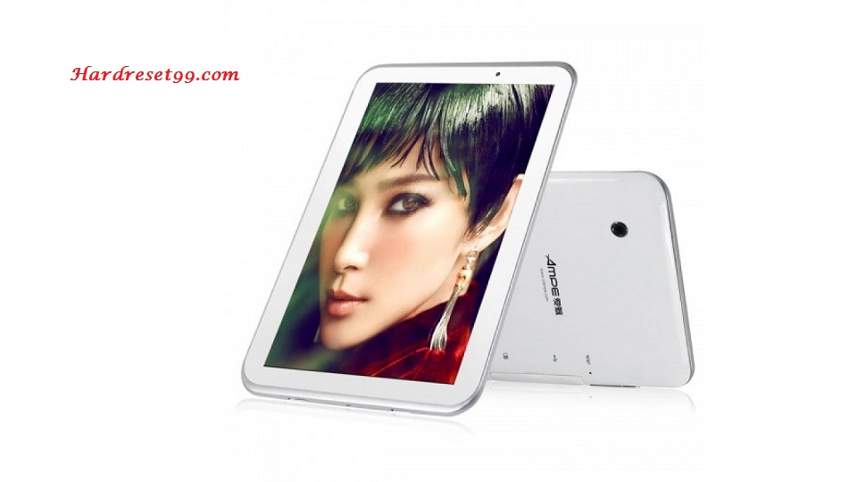 AMPE A77 Dual Hard reset - How To Factory Reset