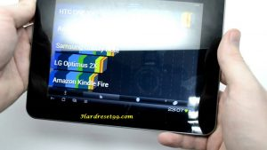 AMPE A85 Quad Hard reset - How To Factory Reset