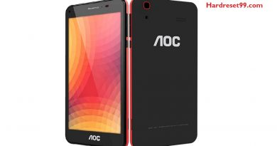 AOC M601 Hard reset - How To Factory Reset