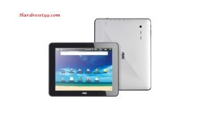 AOC MG70DR-8 Breeze Tab 7 Hard reset - How To Factory Reset
