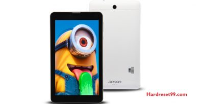 AOSON M701FD Hard reset - How To Factory Reset