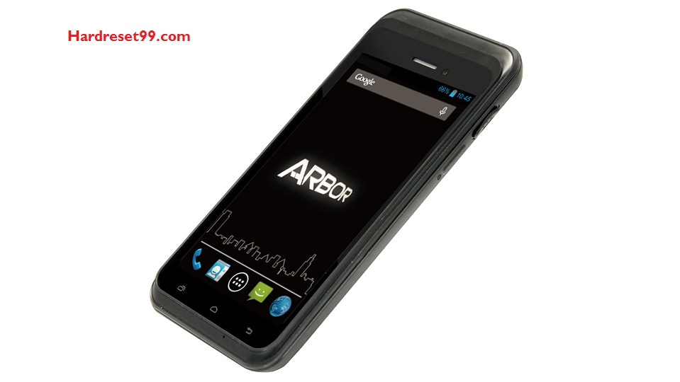 ARBOR Gladius 10 Hard reset - How To Factory Reset
