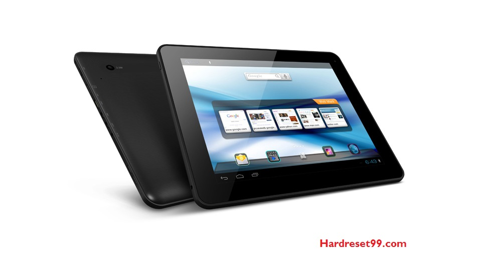 ARMIX PAD-925 Hard reset - How To Factory Reset