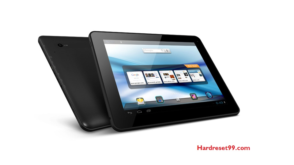ARMIX PAD-930 Hard reset - How To Factory Reset