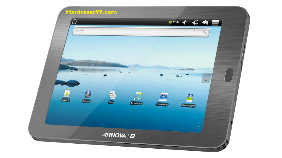 ARNOVA 10 G1 Hard reset - How To Factory Reset