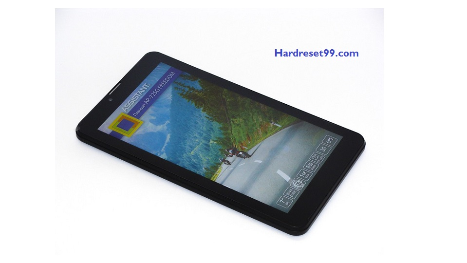 ASSISTANT AP-719 FUN Hard reset - How To Factory Reset