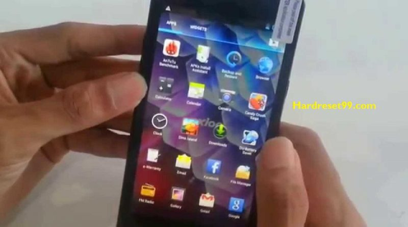 AXIOO i1 Hard reset - How To Factory Reset