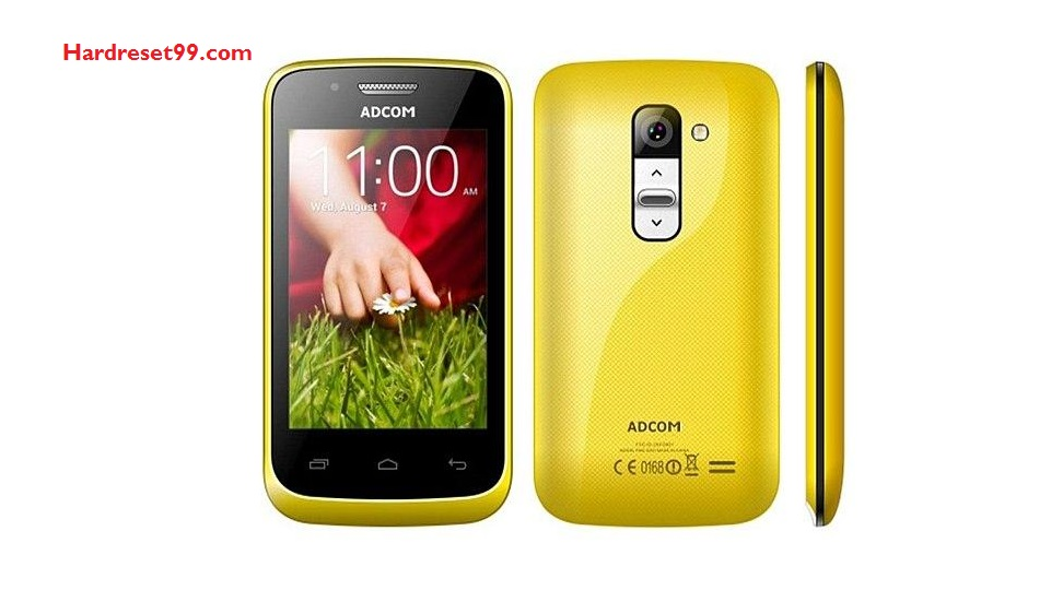 Adcom Kit Kat A35 Plus Hard reset - How To Factory Reset
