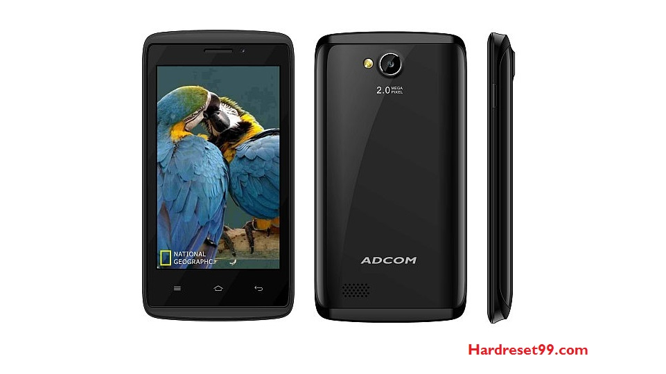 Adcom Kit Kat A40 Hard reset - How To Factory Reset