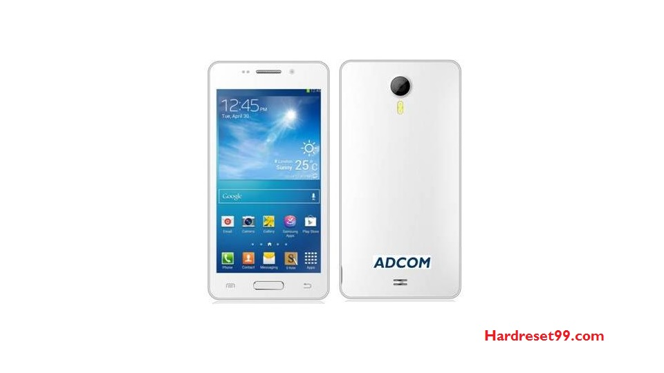Adcom Thunder A-400 Hard reset - How To Factory Reset
