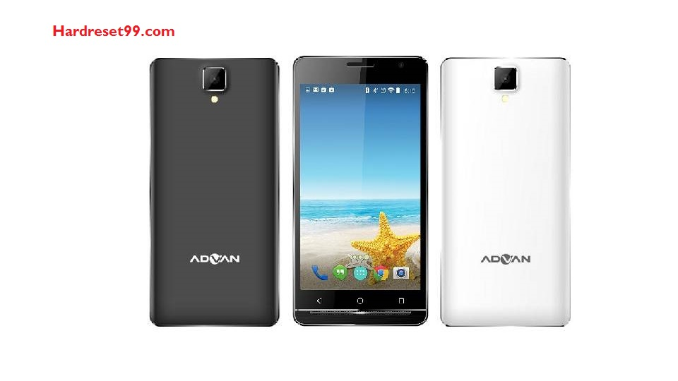 Advan Barca M6 Hard reset - How To Factory Reset