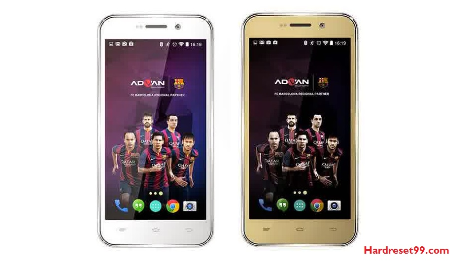 Advan Barca S4X Hard reset - How To Factory Reset