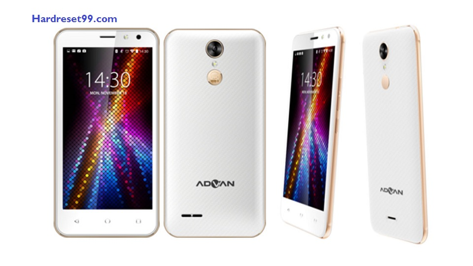 Advan S5E Next Hard reset - How To Factory Reset