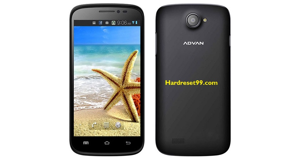 Advan S5J Plus Hard reset - How To Factory Reset