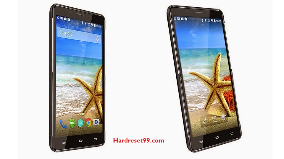 Advan Star 6 Hard reset - How To Factory Reset