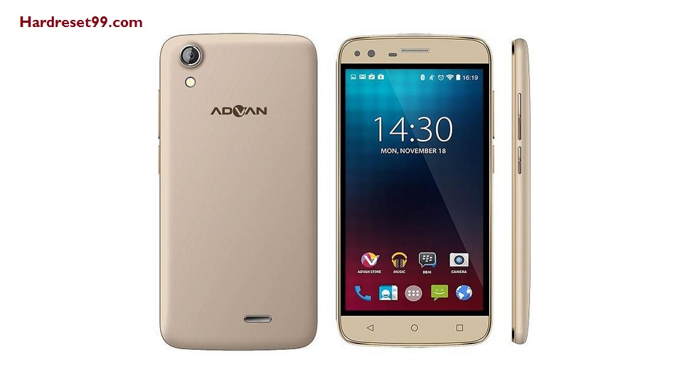 Advan i4A Hard reset - How To Factory Reset