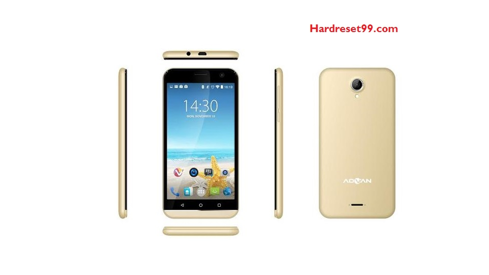 Advan i4D Hard reset - How To Factory Reset