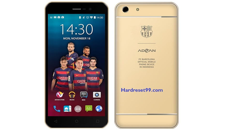 Advan i5 Hard reset - How To Factory Reset
