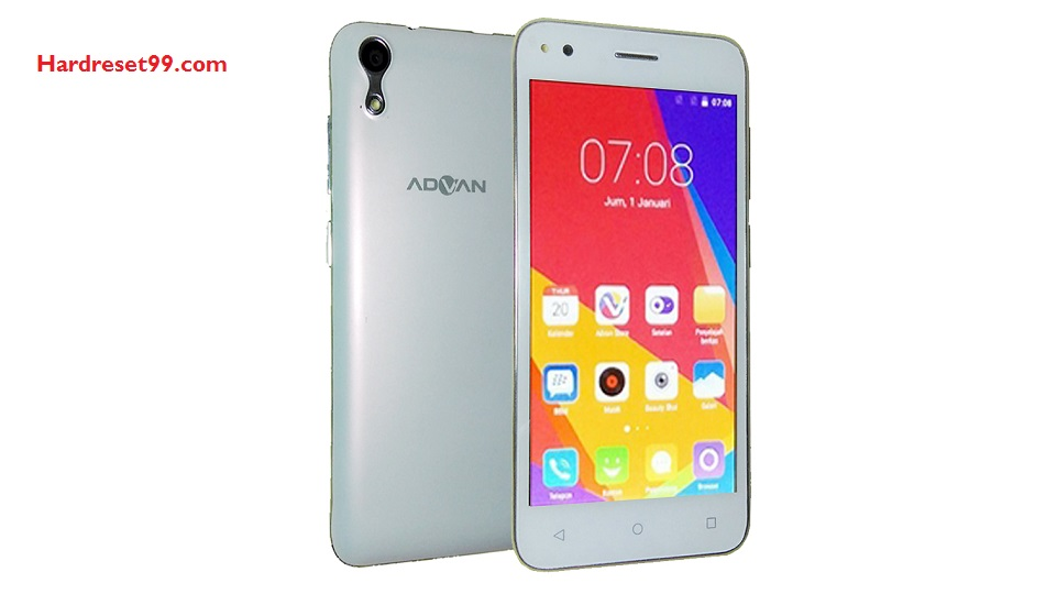 Advan i5C Hard reset - How To Factory Reset