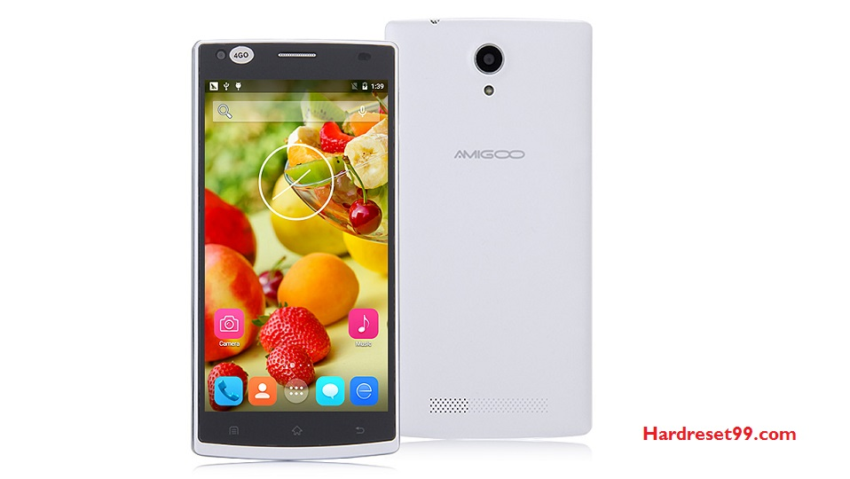 Amigoo MG100 Hard reset - How To Factory Reset
