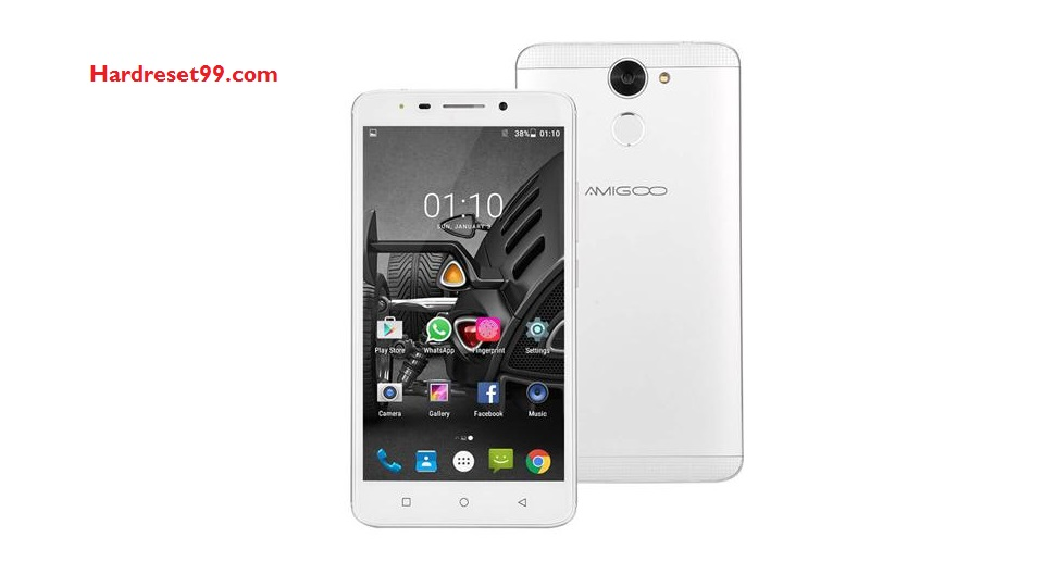 Amigoo R700 Hard reset - How To Factory Reset
