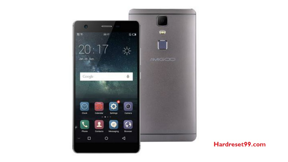 Amigoo X15 Hard reset - How To Factory Reset
