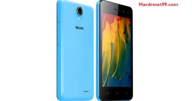 Azumi A40C Hard reset - How To Factory Reset