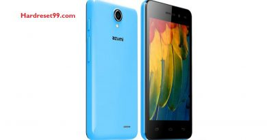 Azumi A45GL Hard reset - How To Factory Reset