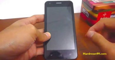 Azumi A45S Hard reset - How To Factory Reset