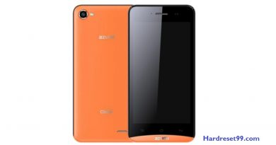 Azumi A45TV Hard reset - How To Factory Reset