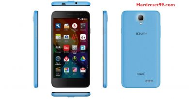 Azumi A50LT Hard reset - How To Factory Reset