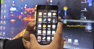 Azumi A50TQ Hard reset - How To Factory Reset