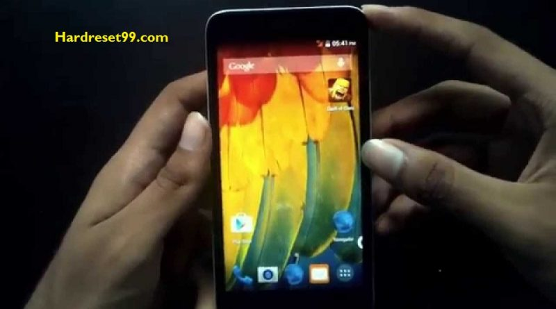 Azumi LT50 Hard reset - How To Factory Reset