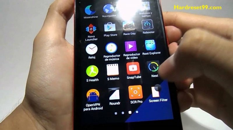 Azumi LT50 Plus Hard reset - How To Factory Reset
