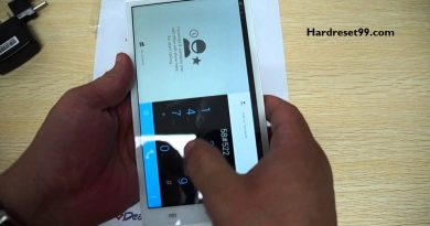 CHUWI DX1 3G Hard reset - How To Factory Reset
