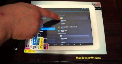 CHUWI V8S Hard reset - How To Factory Reset