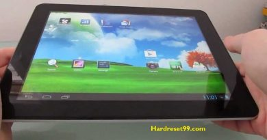 CHUWI V99 Dual Core Hard reset - How To Factory Reset