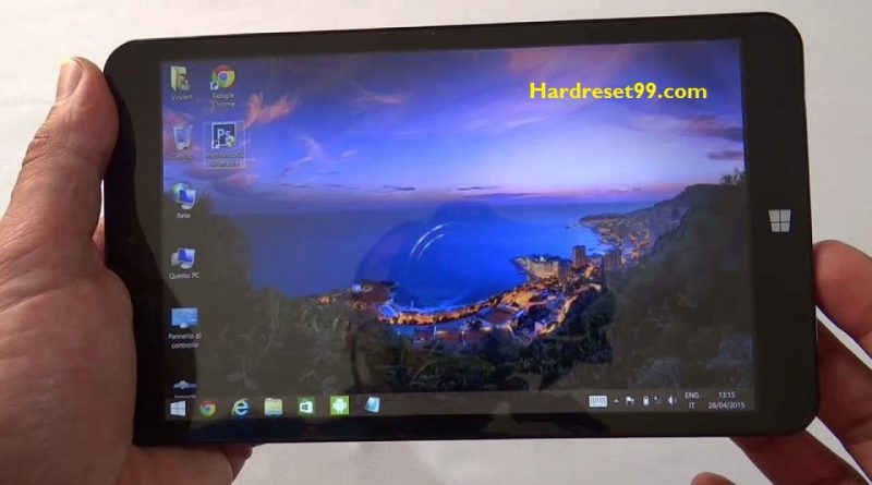 CHUWI Vi8 Dual Boot Hard reset - How To Factory Reset