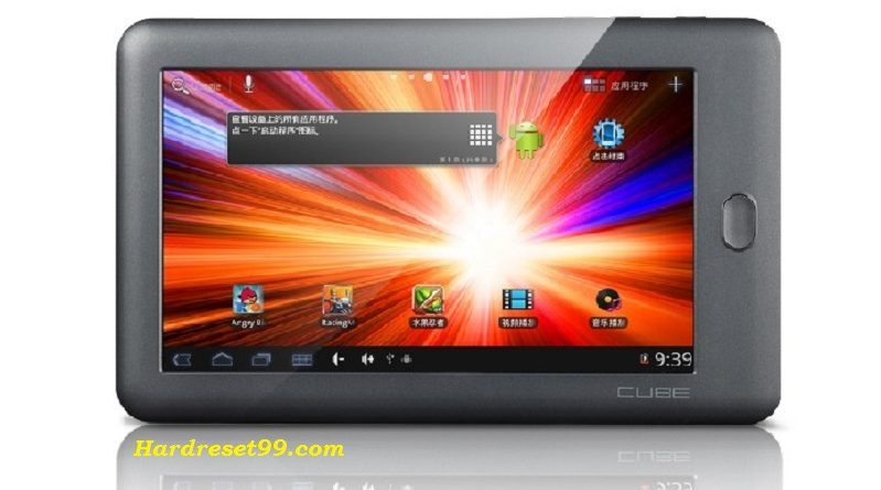 CUBE K8GT Hard reset - How To Factory Reset