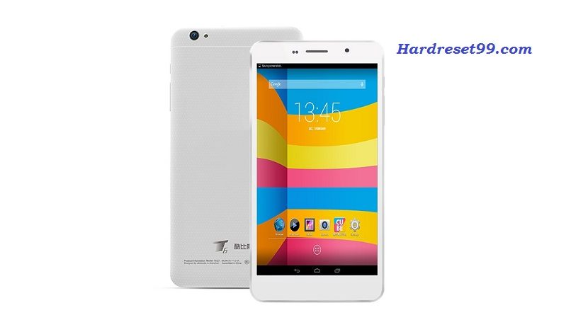 CUBE T6 Hard reset - How To Factory Reset