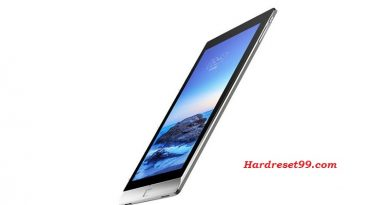 CUBE Talk 98 Hard reset - How To Factory Reset
