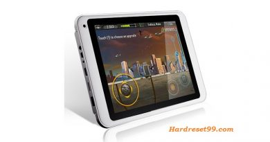 CUBE U10GT Hard reset - How To Factory Reset