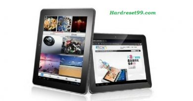CUBE U19GT Hard reset - How To Factory Reset