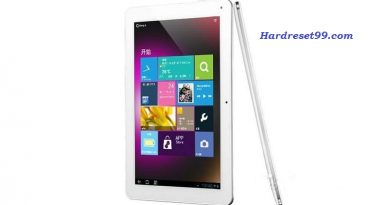 CUBE U30GT2 Hard reset - How To Factory Reset